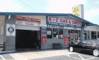Azusa-smog-test