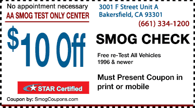 Bakersfield-Smog-Coupon