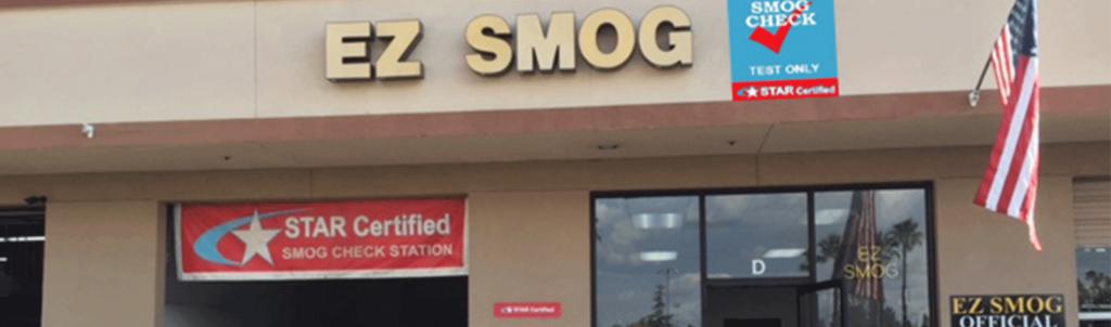 EZ-Smog-Check-station