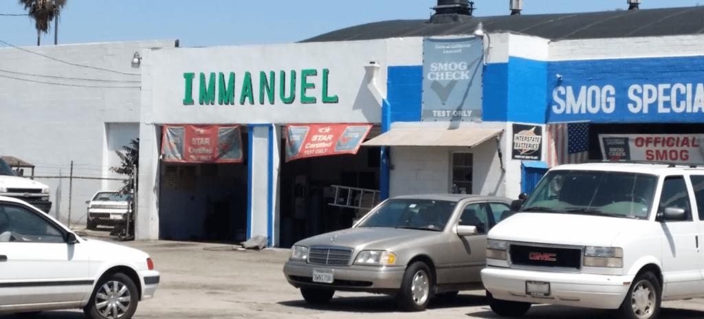 Immanuel-Auto-Smog-Station-Ontairio