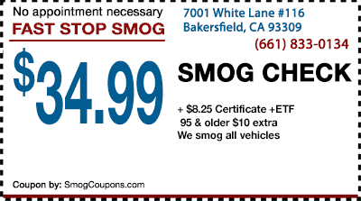 first stop smog smog coupons. Black Bedroom Furniture Sets. Home Design Ideas