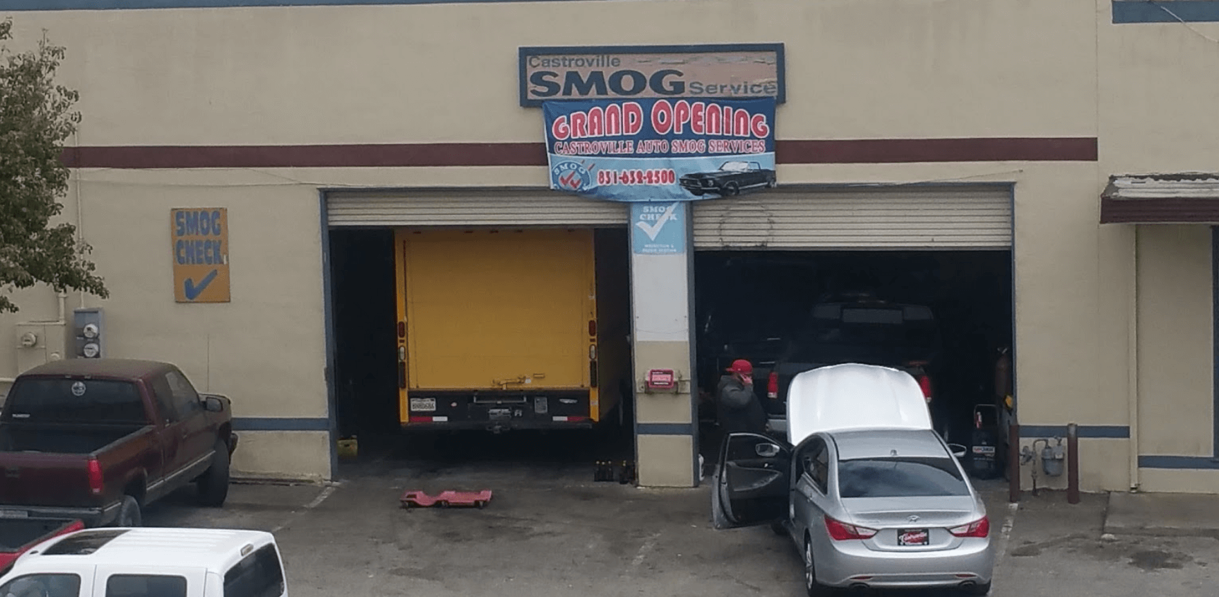 Castroville Auto and Smog Services