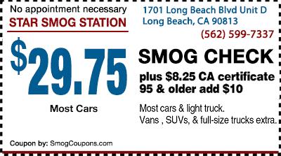 star smog station smog coupons. Black Bedroom Furniture Sets. Home Design Ideas