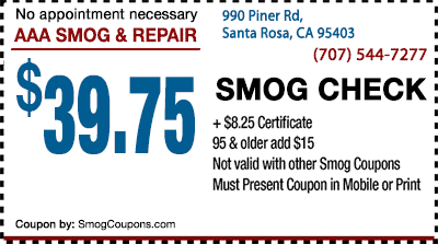aaa smog repair smog coupons. Black Bedroom Furniture Sets. Home Design Ideas
