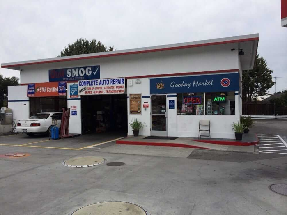 Smog-check-los-gatos